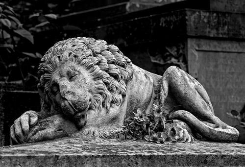 Интересные и трогательные скульптуры и памятники. Лычаковское кладбище