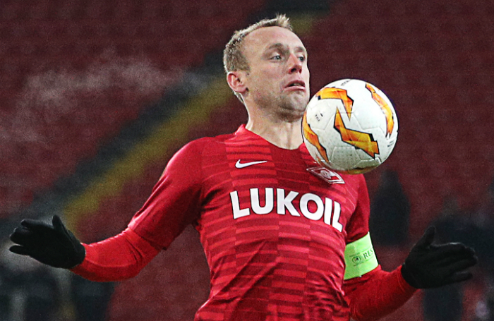 «Зенит» пробился в весеннюю часть еврокубков, а «Спартак» проиграл «Рапиду»