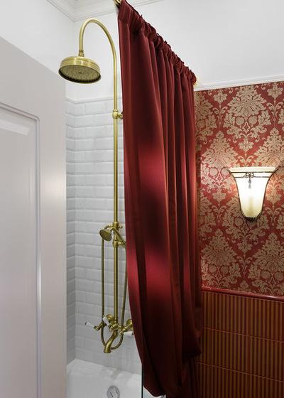 Классический Ванная комната by Odesign