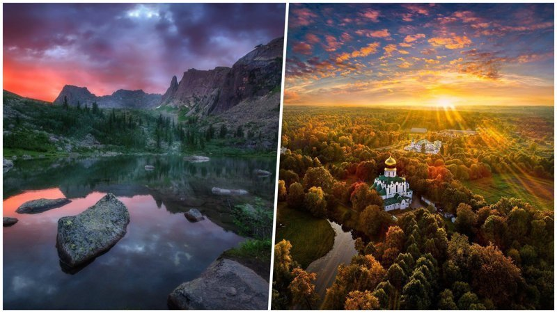 25 прекрасных фотографий, которые доказывают, что российская природа — лучшая на свете горы, леса, природа, природа России, российская природа, россия