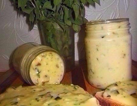 Домашний плавленый сыр с шампиньонами - нереальная вкуснятина!
