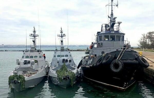 Порошенко сдержал обещание. Украинский флот снова в Крыму!