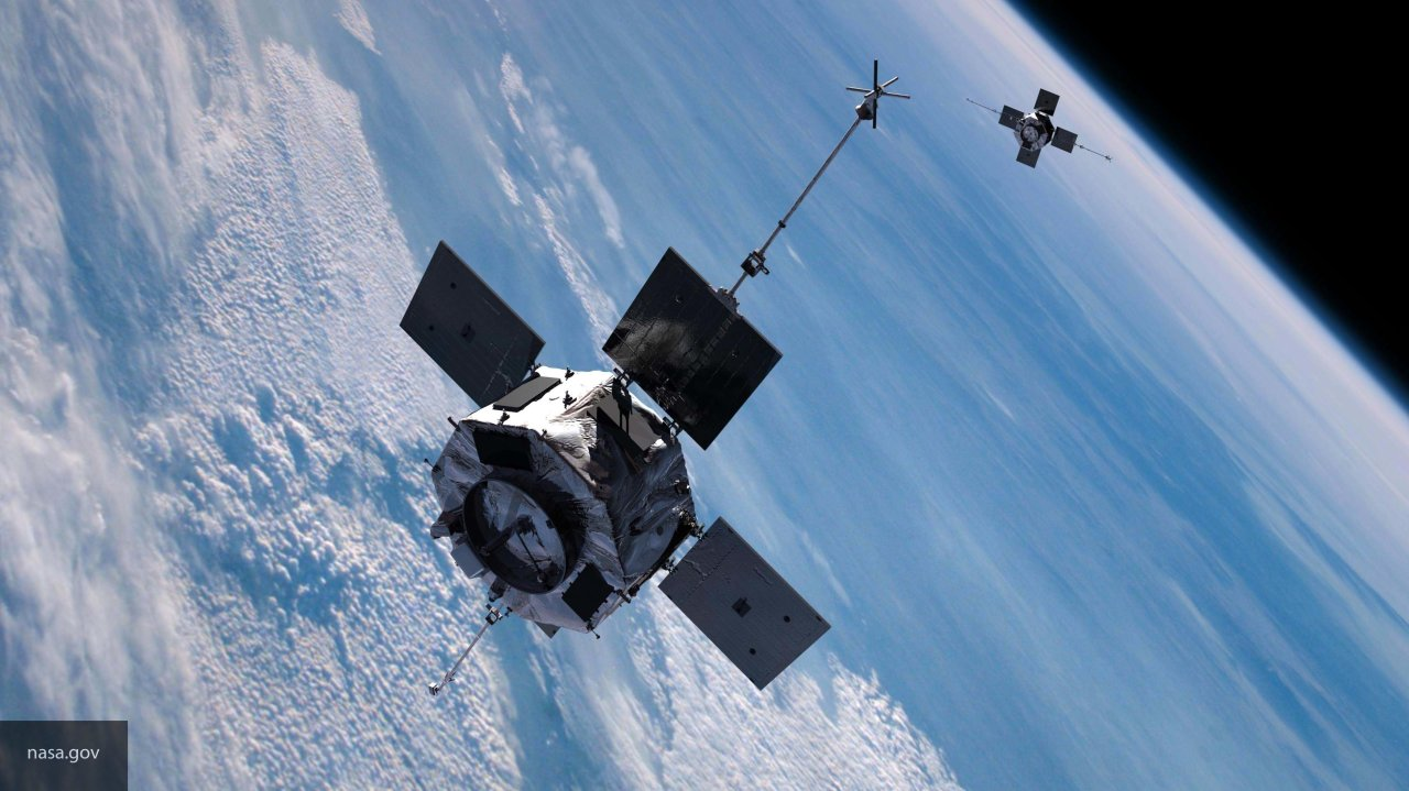Ракета-носитель Delta IV-Heavy вывела на орбиту Земли разведывательный спутник США