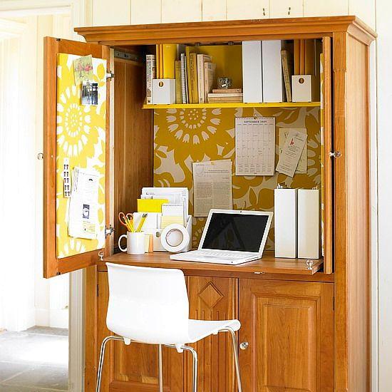 декор внутреннего пространства шкафа