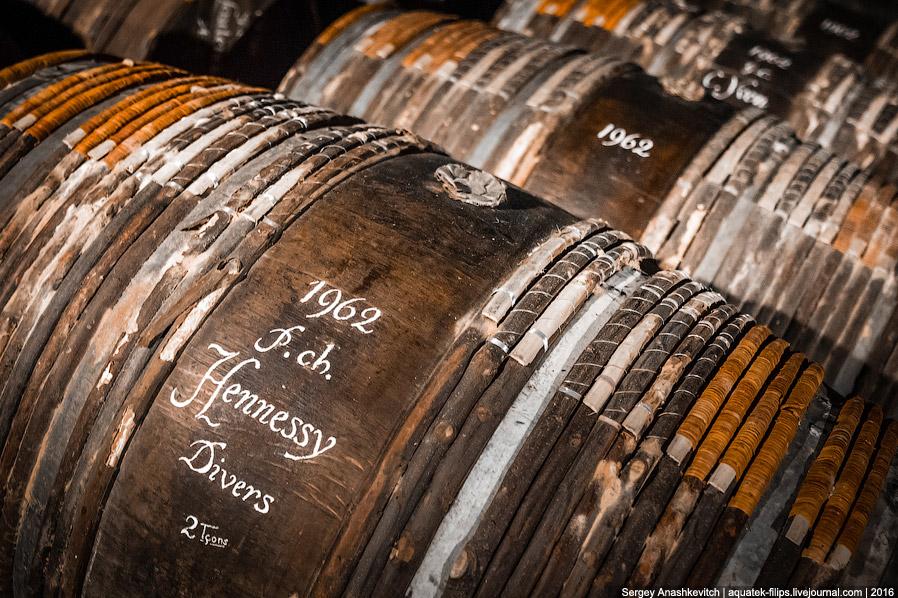 Коньячный рай Hennessy