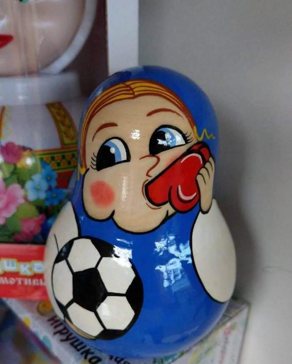 Футбол — это фестиваль плодородия.