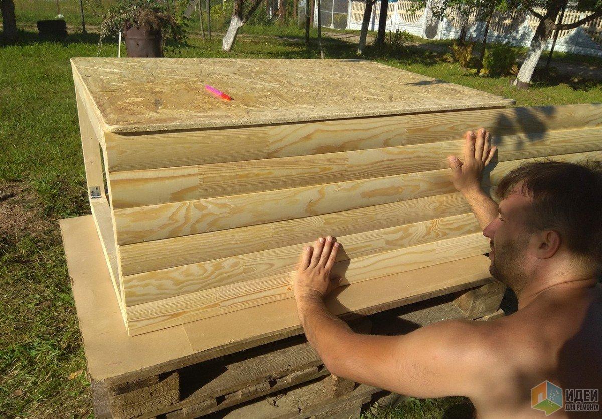 Лежанка на балконе | Идеи для ремонта идеи для дома,личный опыт,своими руками