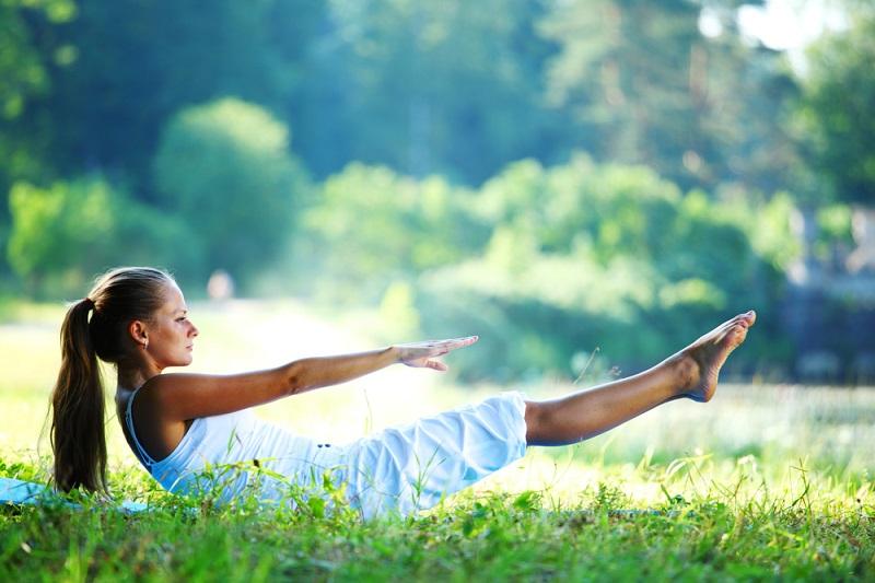 Варианты выполнения упражнения -Сотня- для новичков