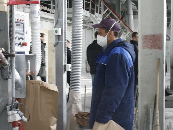 Линию производства химических стабилизаторов запустили в Ставропольском крае