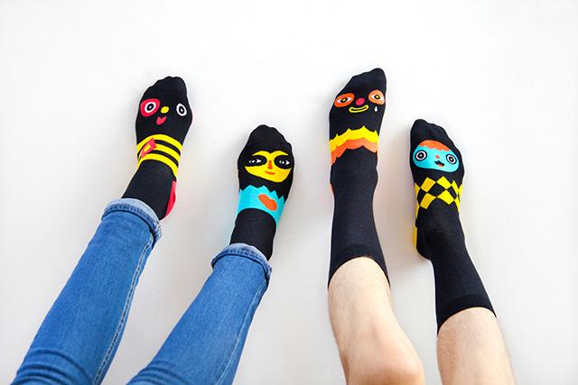 Постоянные проблемы с носкам…