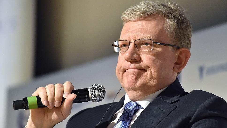 «У нас в России нет чувства налогоплательщика» (А.Кудрин)