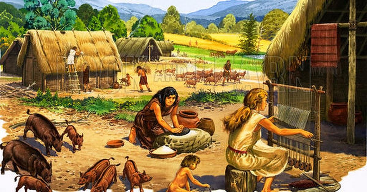 Картинки поселения первобытных земледельцев в животноводстве