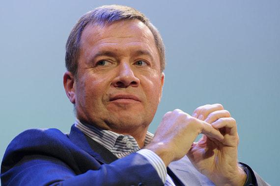 В ельцинской России Юмашев остается влиятельным человеком