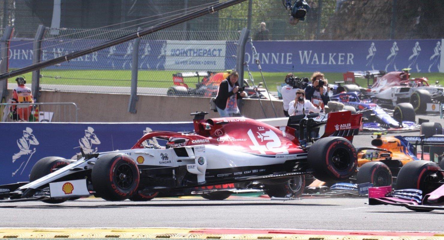 FIA ужесточит технические проверки участников чемпионата F-1 Автомобили