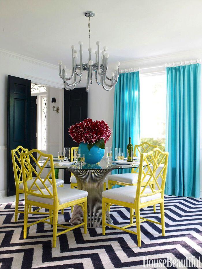 Как одна вещь может поменять вид столовой: 25 очень стильных примеров декор