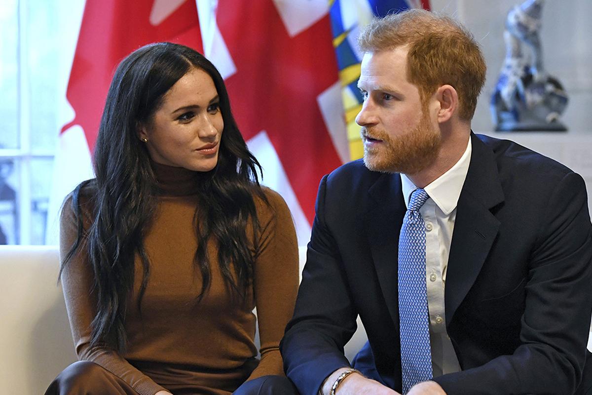 Рейтинг принца Гарри и Меган достиг минимум в Британии