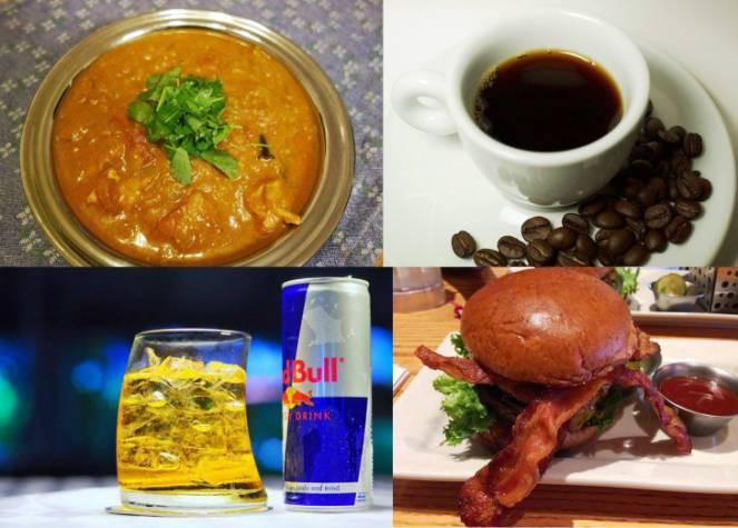 10 худших продуктов для сна еда, советы, сон