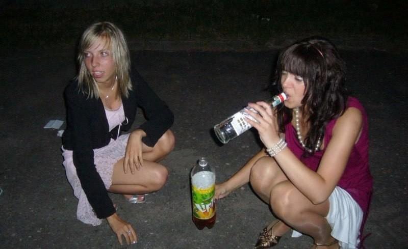 Пьяные русские телки — pic 5