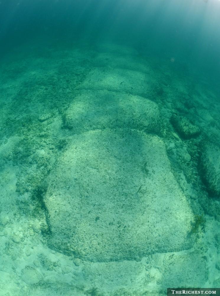 10. Дорога Бимини загадки, океан, тайны
