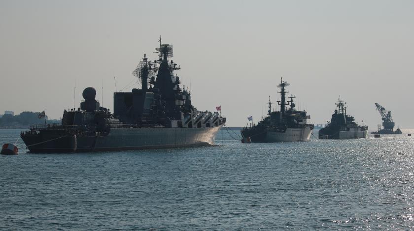 Киев пригрозил потопить Черноморский флот одним ударом