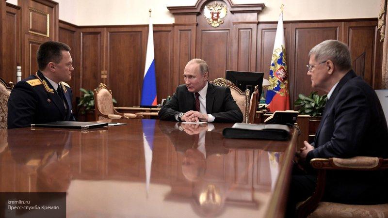 Краснов заявил об отсутствиипротивостояния между СК и Генпрокуратурой РФ