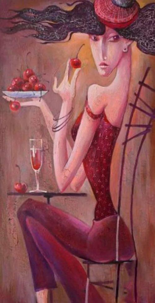 художник Кира Панина картины – 32