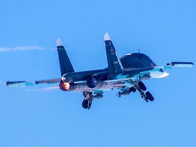 «Адский утенок»: почему страны НАТО боятся нашего Су-34
