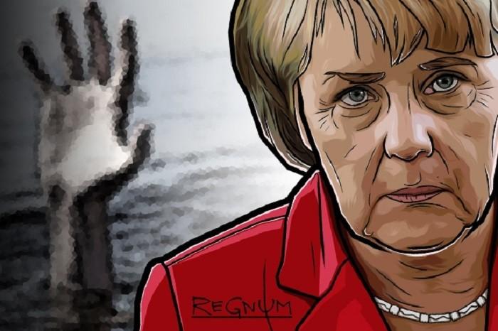 All inclusive от Меркель