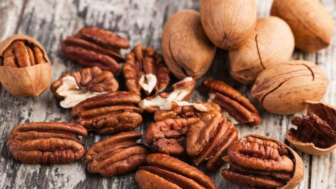 Орехи пекан — что за орехи и…