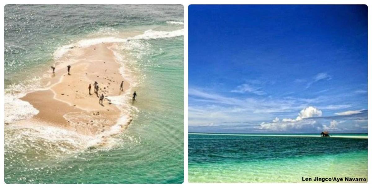 6 фантастических островов, которые каждый день появляются и исчезают обратно