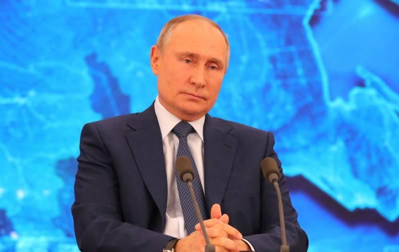 Немецкие СМИ: У Путина пропал энтузиазм к власти Новости
