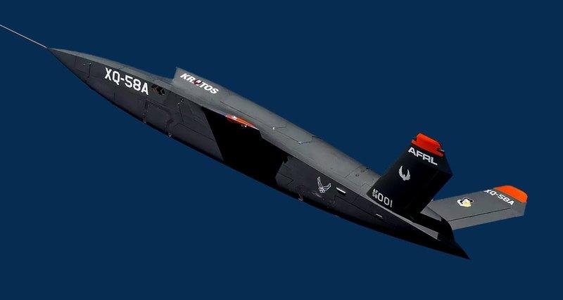 ВВС США показали «Валькирию»