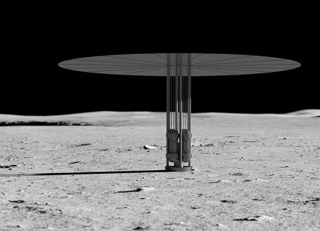 Завершены испытания компактного ядерного реактора для космических колоний