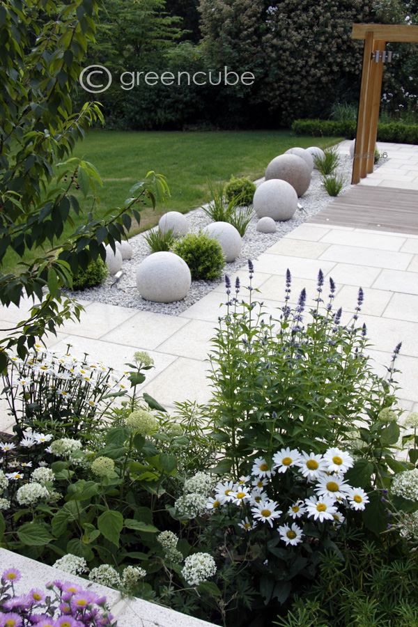 ИДЕЯ: Сад с шарами