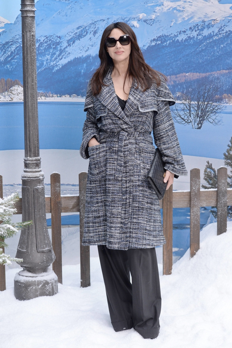 9 секретов стиля 54-летней Моники Беллуччи актрисы,знаменитости,мода и красота,Моника Беллуччи,стиль