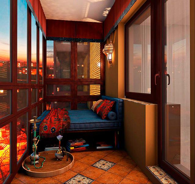 Балкон, веранда, патио в цветах: черный, темно-коричневый, коричневый, бежевый. Балкон, веранда, патио в .