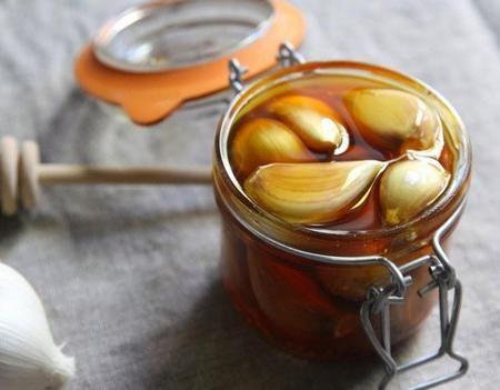 Мед плюс чеснок – чудодейственное сочетание для вашего здоровья