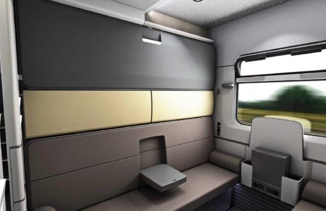 Как будут выглядеть новые купейные вагоны