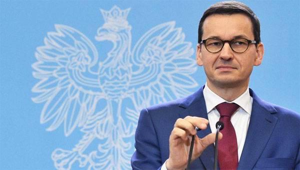 """Премьер Польши: """"СП-2"""" даст возможность России атаковать всю Украину"""