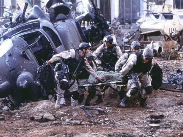 Операция «Ирен»: позорный провал элитного спецназа США
