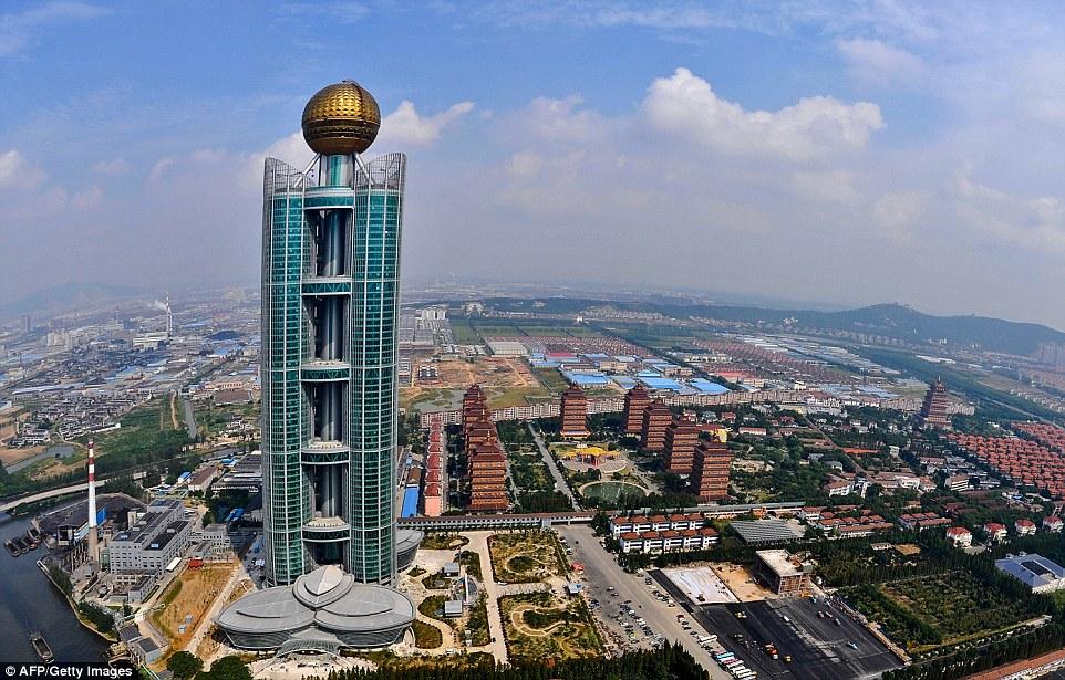 Китайская деревня миллионеров