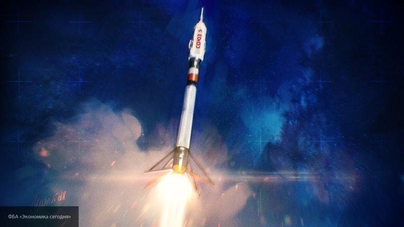 """Роскосмос заявил, что первый пуск ракеты """"Союз-5"""" состоится без корабля """"Федерация"""""""