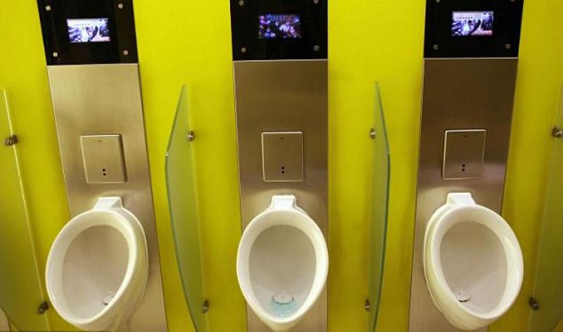 В Китае появился умный туалет с системой распознавания лиц