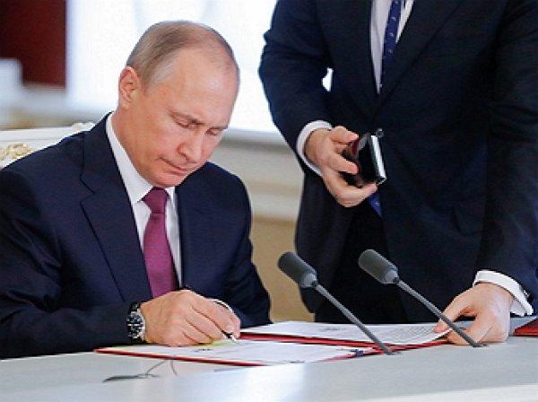 Путин может только новыми ВИ…