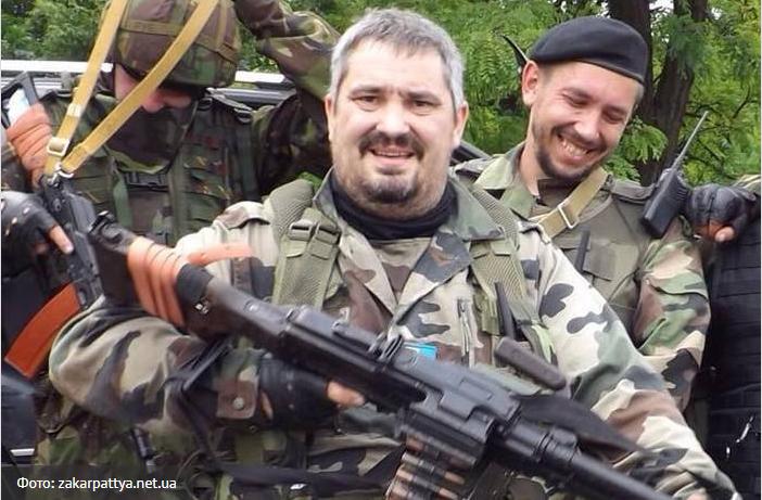 Задержанным в Словакии украи…