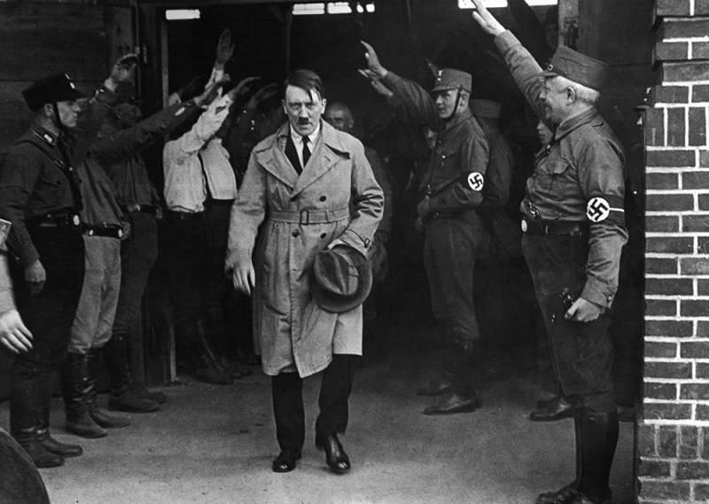 «Ночь длинных ножей»: как Геринг угрожал Гитлеру история