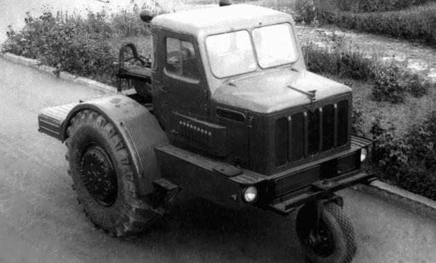 Двухколесные солдаты: секретные одноосные тягачи Советской армии