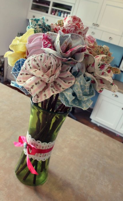 Идея №17: цветы, которые никогда не завянут
