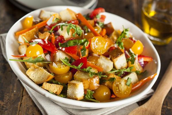 Теплый салат: лушие рецепты …