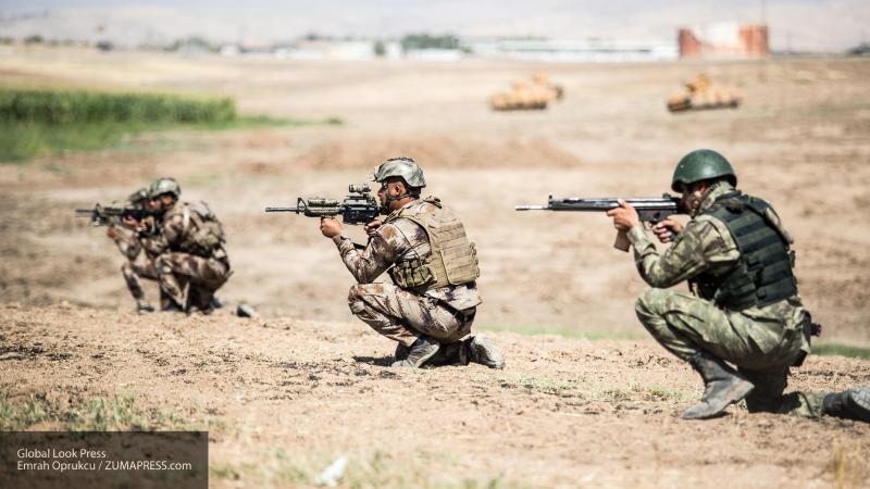 Вашингтон оставляет курдов-террористов в Сирии на всякий случай, считает Перенджиев